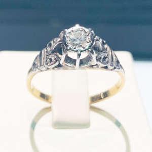 anello-antico-solitario-diamante-gioielli-gioielleria-berluti