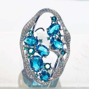 anello-argento-boccadamo-pietre-blu-gioielli-gioielleria-berluti