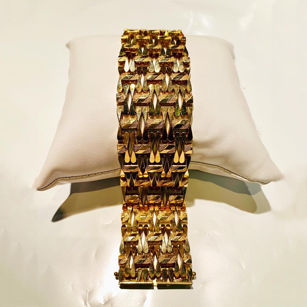 bracciale-antico-oro-18-carati-pezzo-unico-collezione-gioielleria-berluti