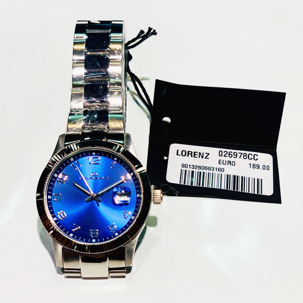 orologio-lorenz-blu-acciaio-cinturino-acciaio-gioielleria-berluti