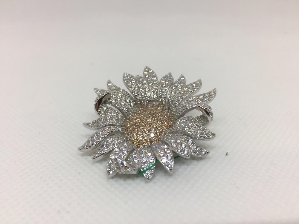 spilla-fiore-argento-swarovski1